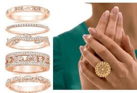 cool fashion rings images Gold rings cause sometimes all one needs is a little bling jpg