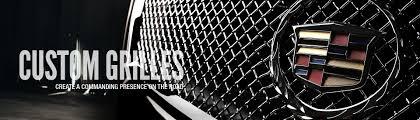 custom grilles for cars u0026 trucks billet mesh cnc led chrome