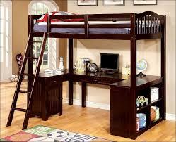 Metal Bunk Bed With Desk Underneath Bedroom Amazing Twin Bunk Bed With Desk Underneath Loft Bed With