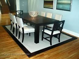 Dining Room With Carpet Dining Room Carpet Protector Protect Carpet Dining Table