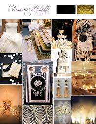 Become A Wedding Planner Great Gatsby Wedding Inspiration Theme Learn How To Create A