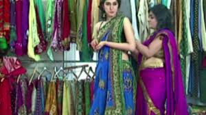 How To Drape A Gujarati Style Saree Latest Saree Designs Video Dailymotion