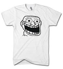 Troll Meme Images - crazy insane troll meme t shirt funny top joke present gift men