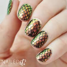 dragon egg nails game of thrones inspired born pretty store