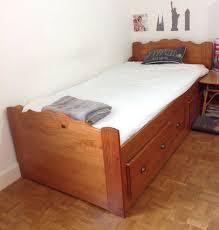 chambre en pin armoire chambre pin massif clasf