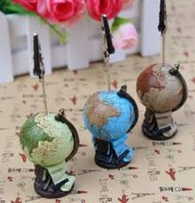 table top place card holders place card holders with globe base 4 clip styles coils