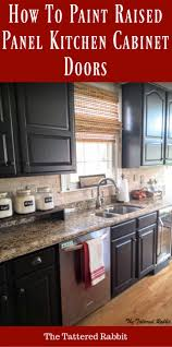 cherry kitchen cabinet makeover black painted kitchen cabinets how