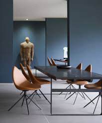 Modern Dining Room Chairs In Dining Chairs In This Modern London Home Modern Home In London