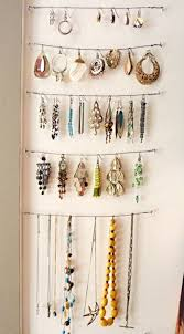 necklace holder diy images 16 diy jewelry holders made from common household items jpg