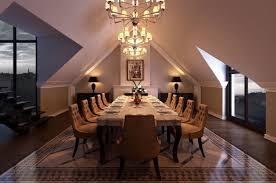 semi classic dining room 3d model cgtrader