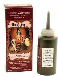 henne color auburn henna hair colouring cream 90 ml amazon co uk