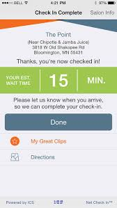 great clips online check in on the app store