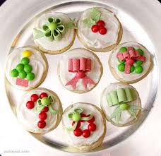 simple christmas cookie decorating ideas 3