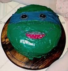 tmnt cake 71 coolest mutant turtle cake ideas