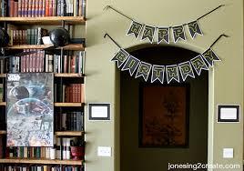 Star Wars Birthday Decorations Star Wars Birthday Party Jonesing2create