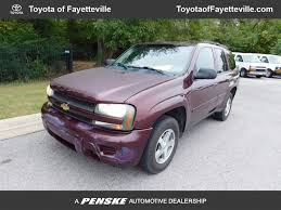 2006 used chevrolet trailblazer 4dr 4wd ls at toyota of