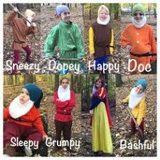 Halloween Dwarf Costume Daughter Friends Wanted Fun
