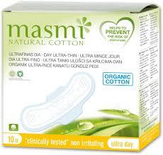 serviette coton bio masmi serviettes hygiéniques ultra minces bio jour u0026 nuit 10