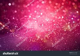 abstract pink bokeh christmas background modern stock photo