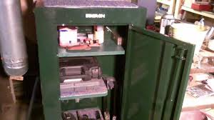 Ammo Storage Cabinet Stack On Gun Cabinet Modification Hd Youtube