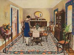 history of linoleum rugs old house restoration products