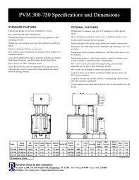 pvm ross pdf catalogue technical documentation brochure