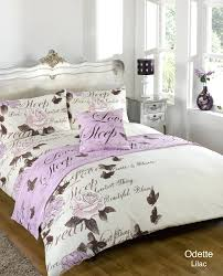 alpine patchwork duvet cover set 100 brushed cotton natural cream