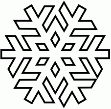 snowflake coloring sheet coloring pages for kids and for adults