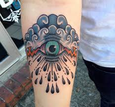 tattoos of the mighty eye of providence scene360