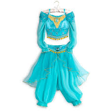 Halloween Costumes Shops Jasmine Costume Kids Disney Store Costumes Dress