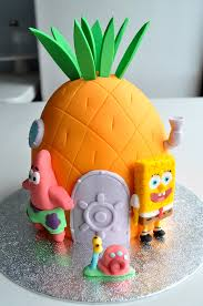 spongebob squarepants cake spongebob squarepants themed birthday cake birthday cakes