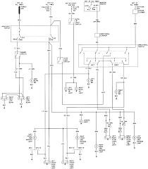 1973 chevy wiring diagram headlights flashers turn signals etc van