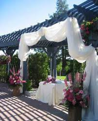 Tulle Decorations Decorating Ideas For Wedding