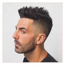 Types Of Fade Haircuts For Black Men Different Types Of Haircuts Men With Crazy Fashionable Hair Men