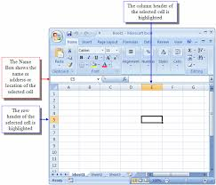 vba for microsoft excel the cells of a worksheet