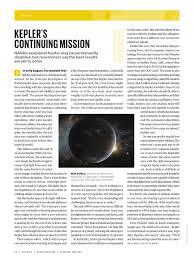 kepler u0027s continuing missioning nov 2013 exoplanet