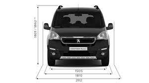 peugeot partner tepee technical data peugeot uk