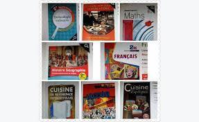 livre cuisine professionnelle recherche livre 2e bac pro cuisine annonce matériel et livres