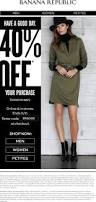 banana republic black friday coupon banana republic promo codes u0026 coupons october 2017