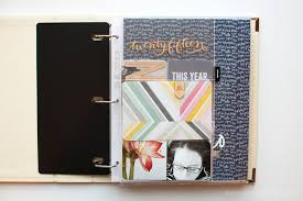 8 5 x11 photo album my 2015 plan scrapbooking in 8 5x11 or smaller simple scrapper