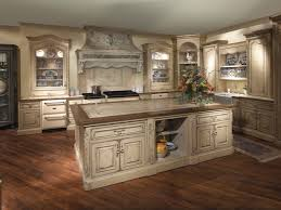 glass countertops country style kitchen cabinets lighting flooring