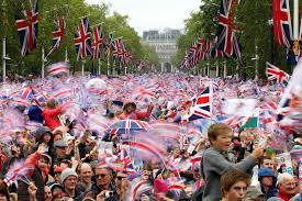 jubilee uk celebrates 60 year of elizabeth ii