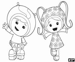 umizoomi coloring pages printable games
