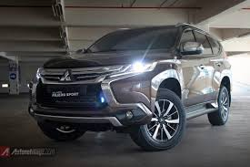 mitsubishi strada 2016 interior let u0027s look at new pajero sport 2016 indonesia detail features