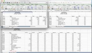 Credit Debit Balance Sheet Excel by Financial Report Xls Odoo Apps