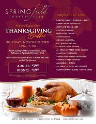 thanksgiving dinner buffet tavola restaurant bar