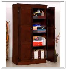 Wooden Cabinets With Doors Wood Storage Cabinets With Doors And Shelves 46