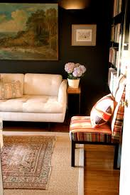 Black Interior Paint 7 Ways To Get Black Paint Right In Your Home Photos Huffpost