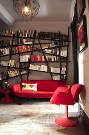 helpful hints for decorating bookshelves view in gallery creative bookshelf in a modern living area