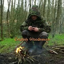 Woodsman Hammock English Woodsman Youtube